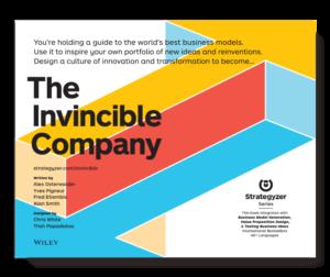 The Invincible Company Book Wiley